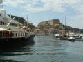 bateau hotel bonifacio