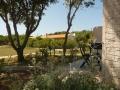 vue villa résidence Bonifacio