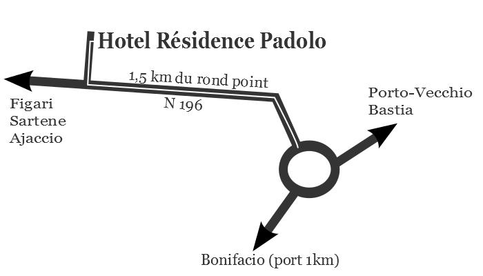 residence padolo
