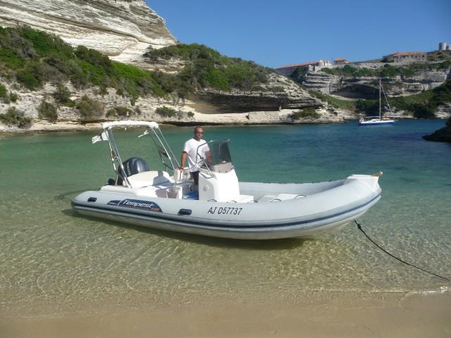 Le bateau du padolo